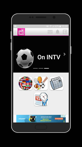 INTV screenshot 2