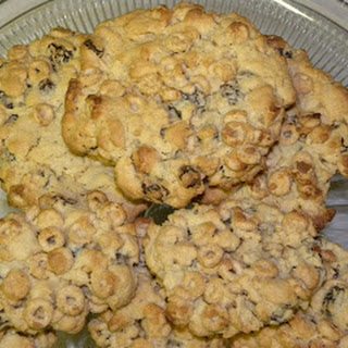 Peanut Butter Cheerios Cookies Recipes