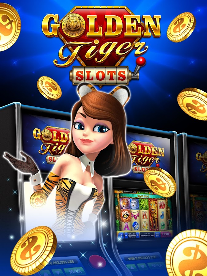 Golden Tiger Slots- free vegas Screenshot 18