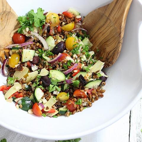 10 Best Spelt Berries Salad | Quinoa Salad, Slaw Salad and ...