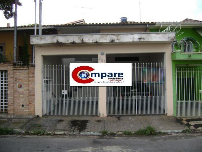 Casa 2 Dorm, Vila Rosália, Guarulhos (CA0781)