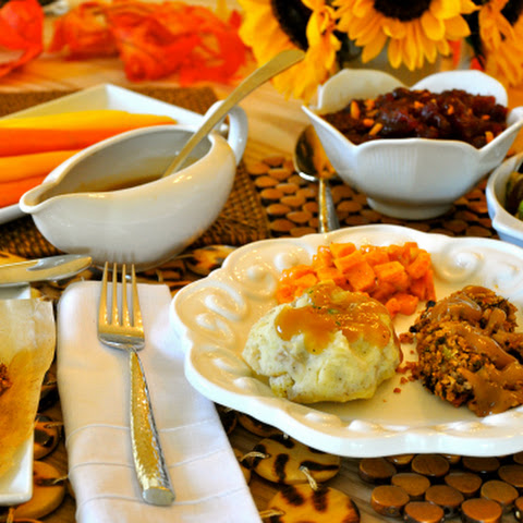 Ordinary Vegan Recipes For A Complete Vegan Holiday Thanksgiving Dinner