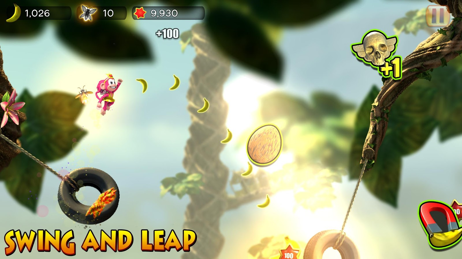 Chimpact Run (Pay Once No-IAP) Screenshot 3