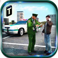 Border Police Adventure Sim 3D For PC (Windows And Mac)