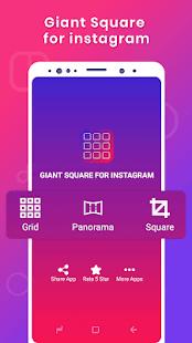 Giant Square & Grid Maker for Instagram for pc