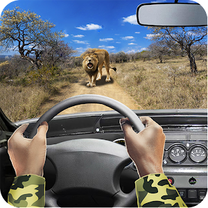 Drive UAZ 4x4 Safari Sand for Android