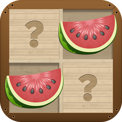 Kids Game – Memory Match Food (game)