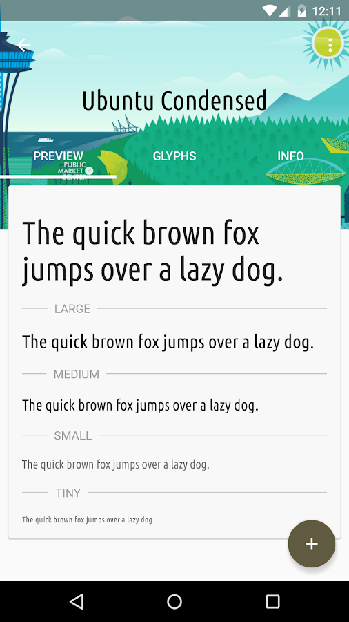FontFix ― Install Free Fonts Screenshot 1