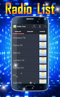 Radio Station For Free - screenshot