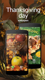 Thanksgiving wallpapers - screenshot