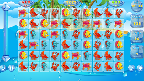 Under the sea games - screenshot