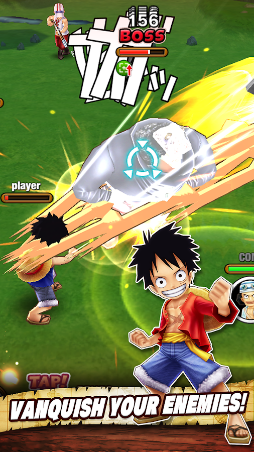 ONE PIECE THOUSAND STORM Screenshot 8