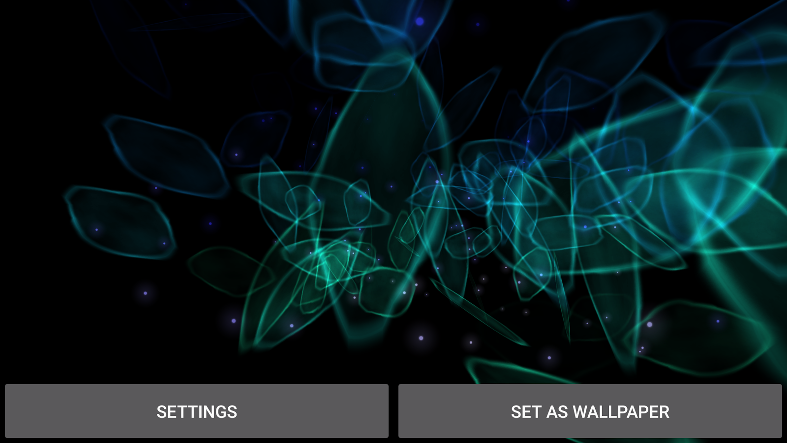 Abstract Gyro 3  3D Live WP Screenshot 19
