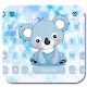 Cartoon Koala Keyboard Theme APK