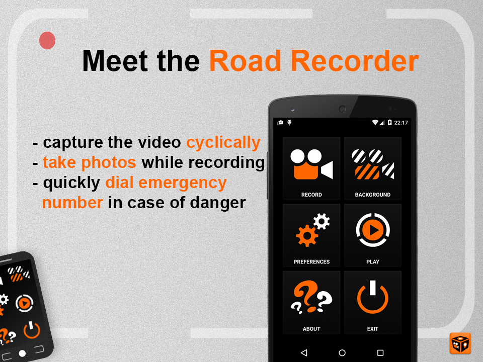 Road Recorder PRO Screenshot 4