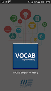 Vocab - English Academy - screenshot