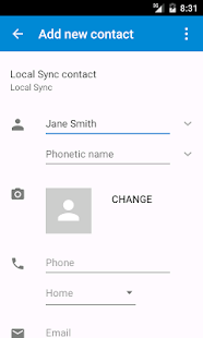 True Contacts Screenshot