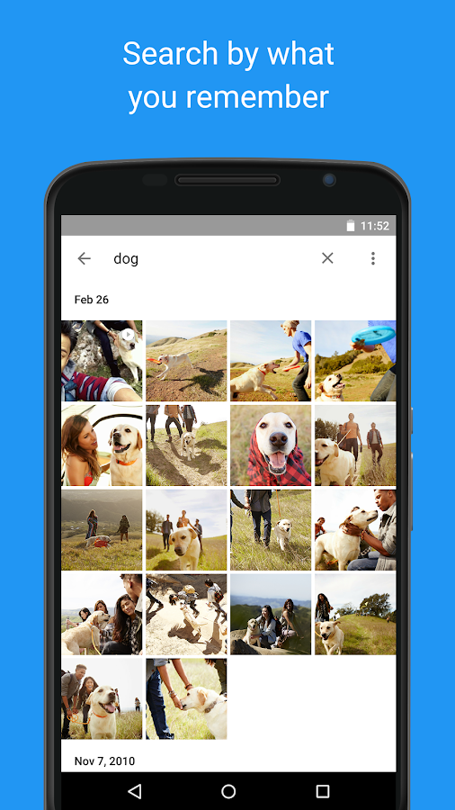Google Photos Screenshot 2
