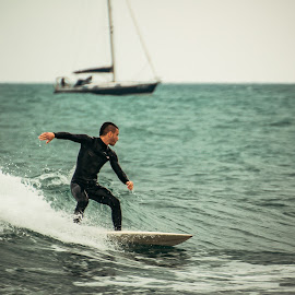 Shift by Florin  Galan - Sports & Fitness Surfing ( sea, sport, boat, surf, spring, man )