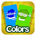 Meet the Colors Flashcards Icon