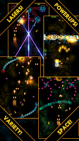 Screenshot of Plasma Sky - rad space shooter