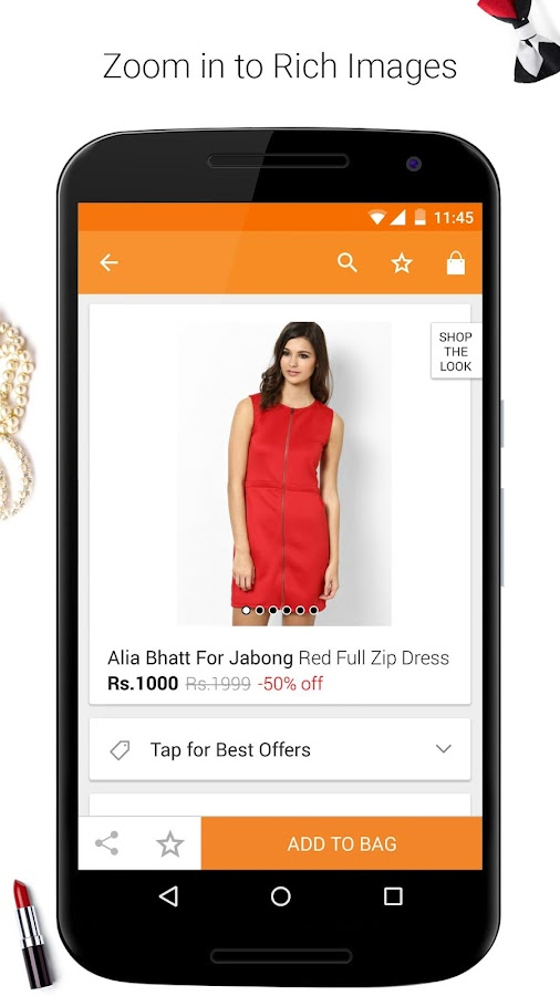 Jabong-Online Fashion Shopping Screenshot 5