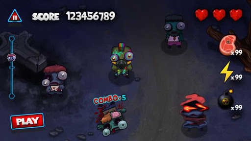 Zombie Smasher screenshot 14