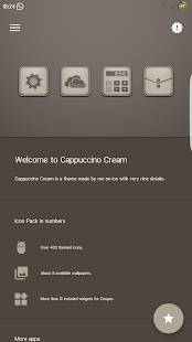 Cappuccino Cream- screenshot thumbnail