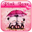 Pink Love Bear Theme for Lollipop - Android 5.0