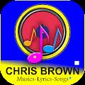 Free Chris Brown Lyrics & Musics APK for Windows 8