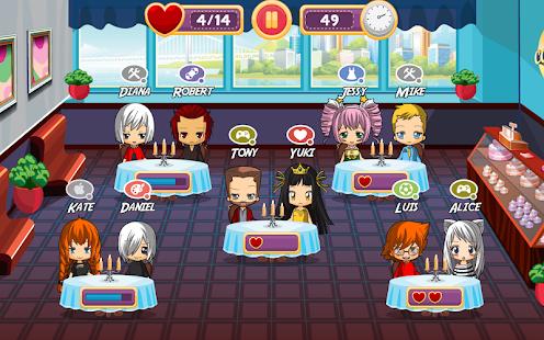 Speed dating game