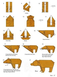 tutorial origami easy