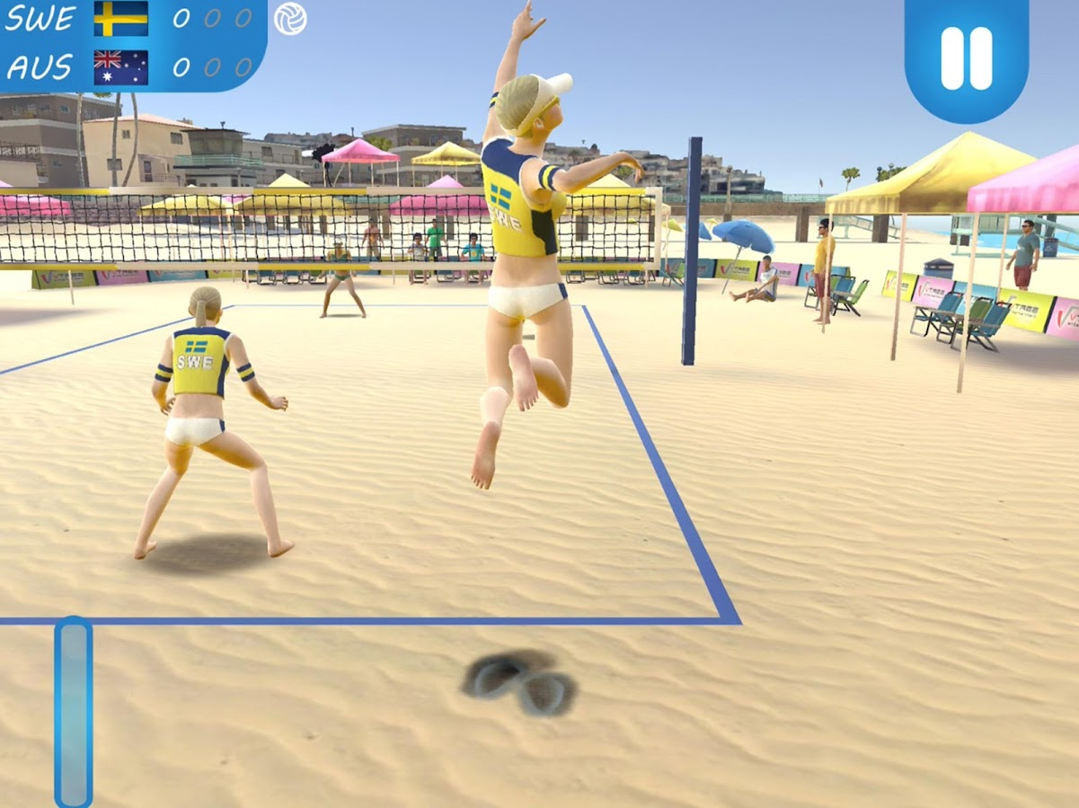 Beach Volleyball 2016 Screenshot 6