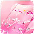 App Love Pink Bubbles apk for kindle fire