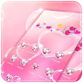 Free Love Pink Bubbles APK for Windows 8