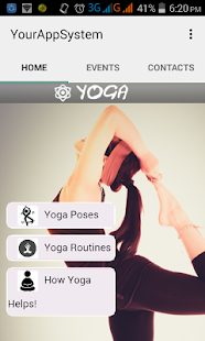 Yoga. For Fitness - screenshot