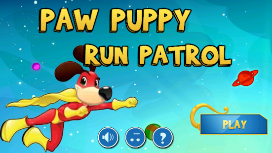 Paw Puppy Run Patrol - screenshot