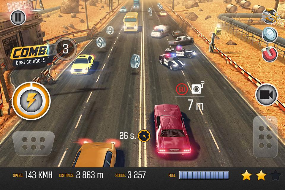 Road Racing: Traffic Driving Screenshot 0
