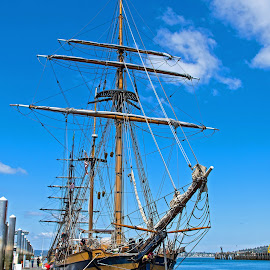 Tall Ships by Will McNamee - Transportation Boats ( dld3us@aol.com, gigart@aol.com, aundiram@msn.com, danielmcnamee@comcast.net, mcnamee2169@yahoo.com, ronmead179@comcast.net )