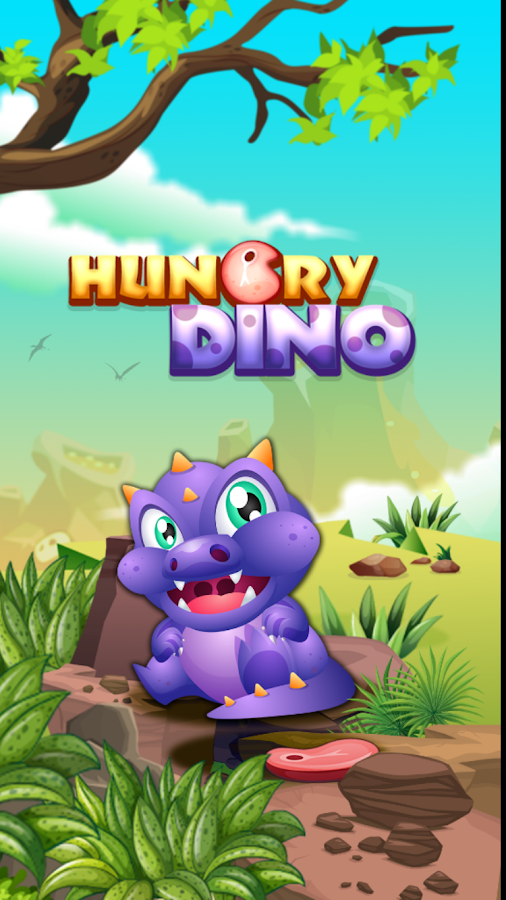 Hungry Dino Screenshot