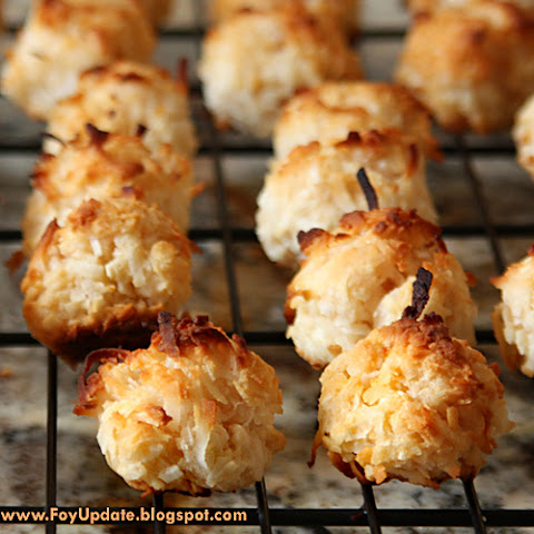 Perfect Coconut Macaroon Cookies – Wahls Paleo