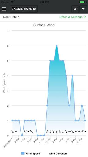 WeatherPlot(™) Mobile screenshot 6