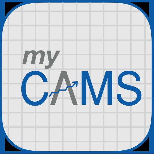 myCAMS Mutual Fund App (app)