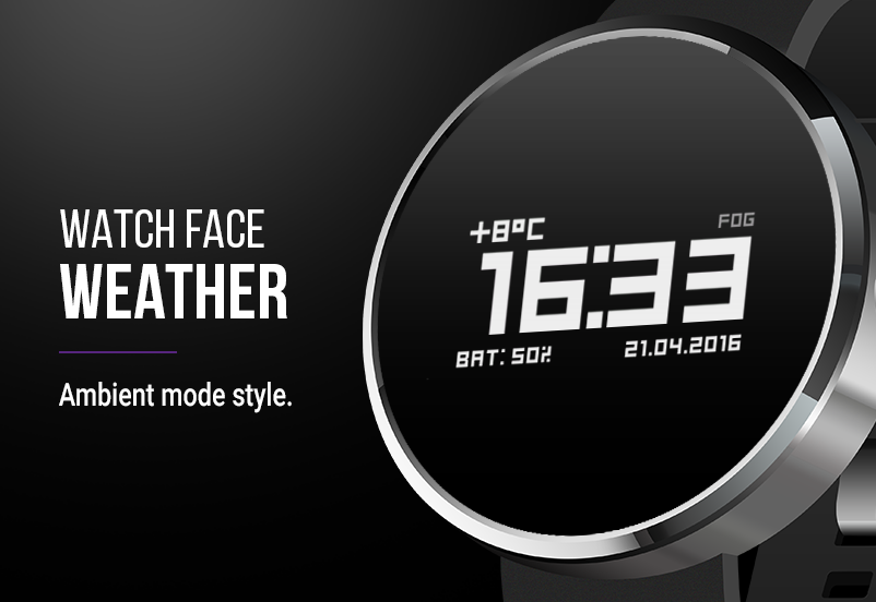 Watch Face: Weather Screenshot 7