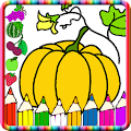 Game Learn Fruits by Painting Game apk for kindle fire