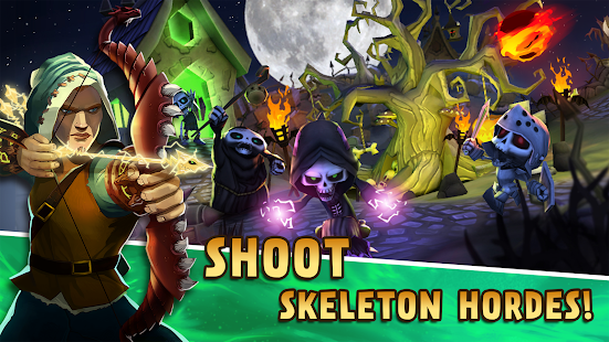 Skull Towers - Castle Defense APK for Bluestacks