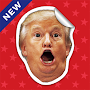 Snap Donald Trump Stickers 🤳