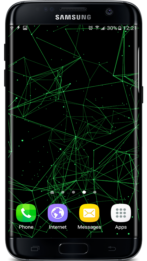Particle Plexus Live Wallpaper Screenshot 5