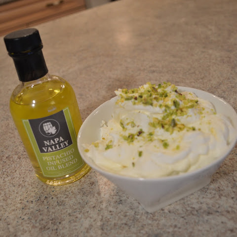 How To Make Napa Valley Pistachio Whipped Cream