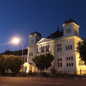 BANK BI YOGYAKARTA by Andhy Tuasikal - City,  Street & Park  Vistas